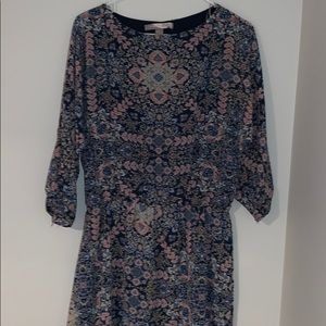Forever 21 paisley dress size small